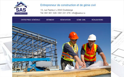 SAS Construction