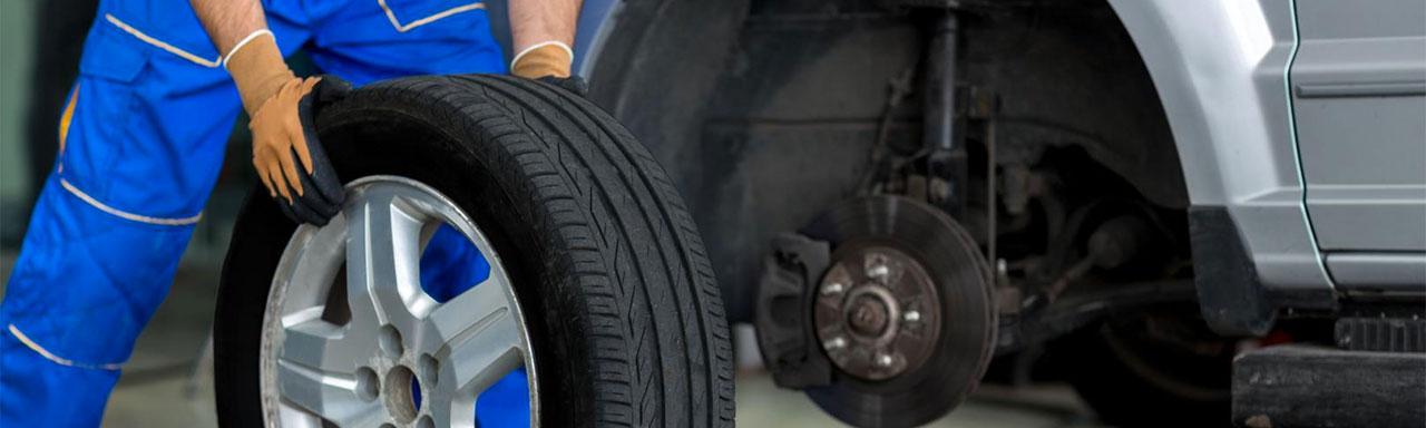 Vente et montage des pneus (montage / équilibrage 4 pneus inclus 50€ttc)