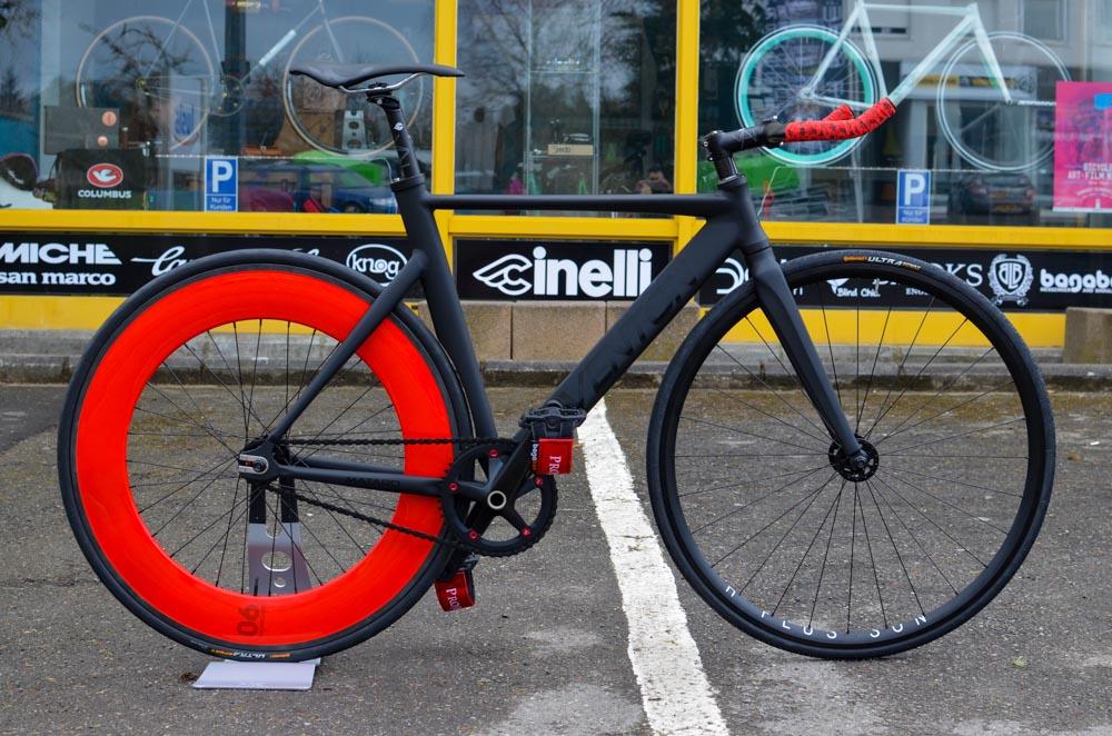 Store › Aventón Mataro - Project Bike