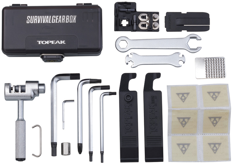Store › Topeak Survival Gear Box - Project Bike