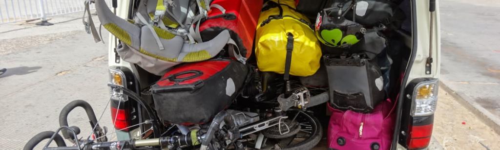 Bons conseils - Empiler les bagages en toute sécurité