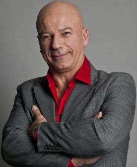 Cabarétiste Giovanni Cacioppo