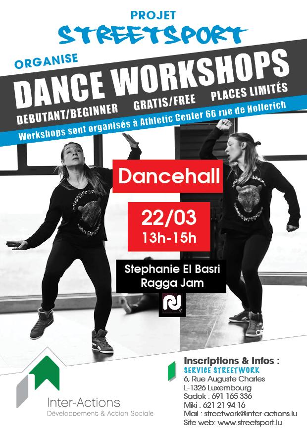 Dance Workshop Dancehall