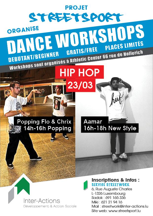 Dance Workshop-HIP HOP
