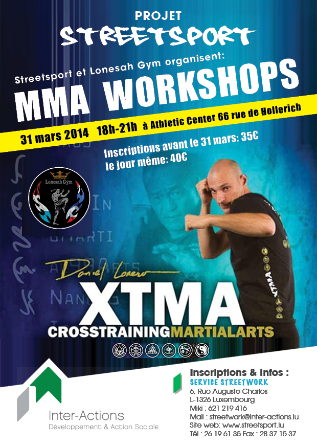 MMA Workshop