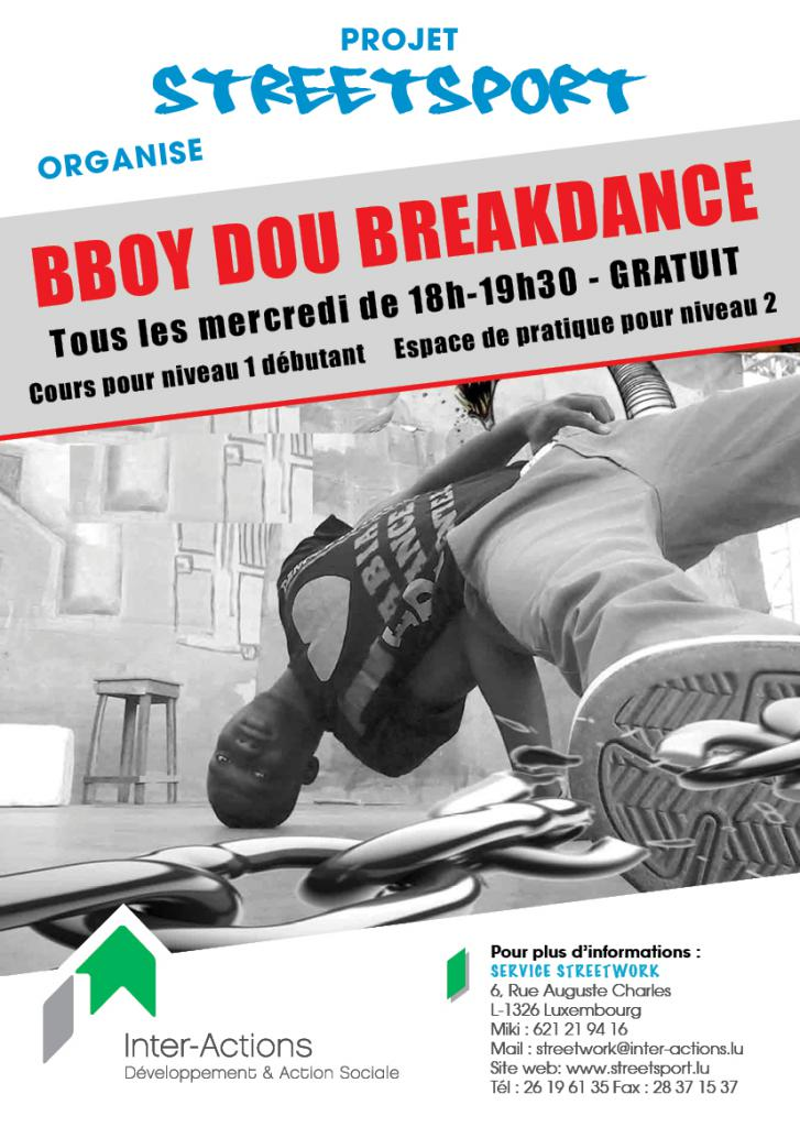 BBoy Dou Breakdance